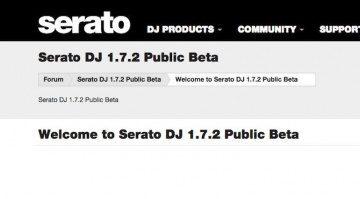 Serato DJ Public Beta Event