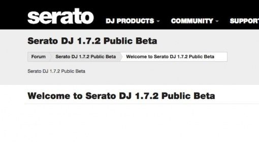 Serato DJ Public Beta Event