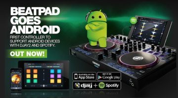 Beatpad Android