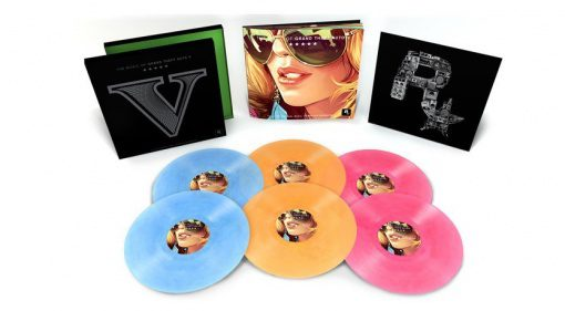 GTA5 Vinyl Sammler-Kollektion