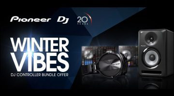 Pioneer Winter Vibes Promo-Aktion