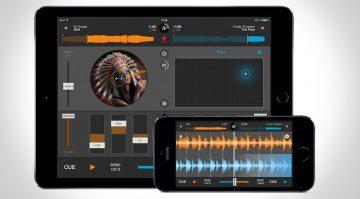 Mixvibes Cross DJ iOS 2.0