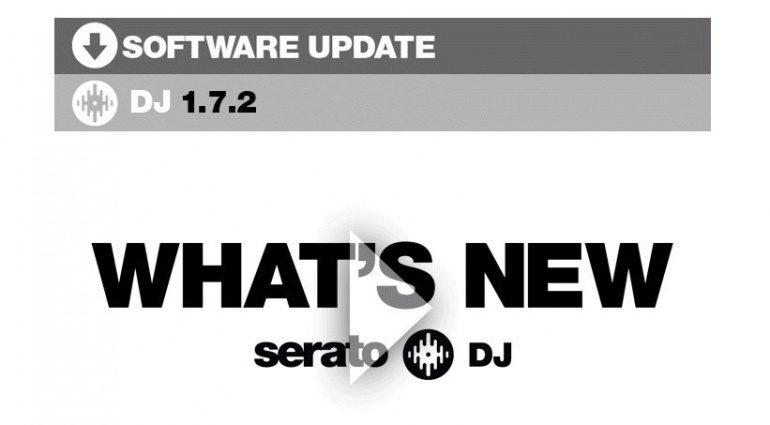Serato DJ 1.7.2 Update freigegeben