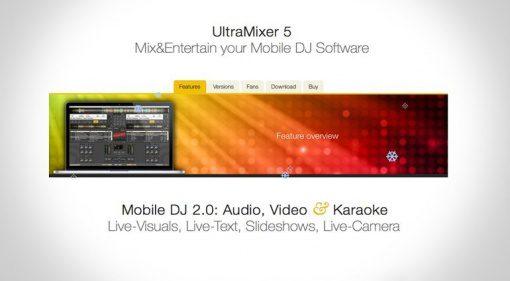 Ultramixer 5