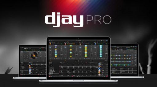 Algoriddim Djay Pro für Mac