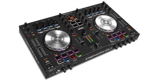 Denon MC4000 DJ-Controller