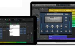 Apple hat beim 10.1 auch die Anbindung ans iPad verbessert.