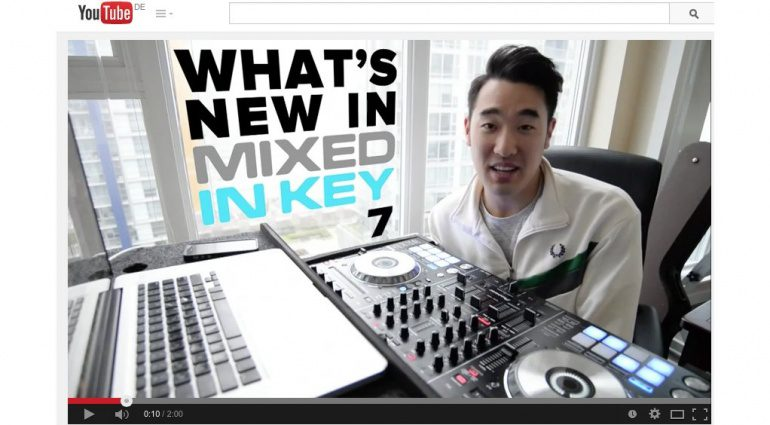 Mixed In Key 7 Update