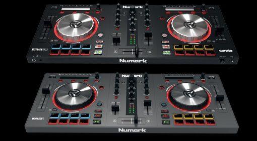 Numark Mixtrack III und Pro III