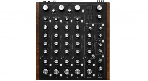 State-Of-The-Art Rotary-Clubmixer Rane MP2015