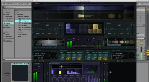 Vinyl Lab VST-Plugin