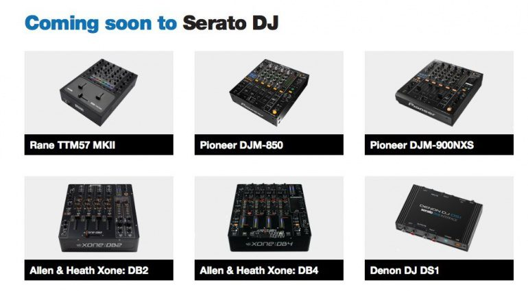Coming soon to Serato