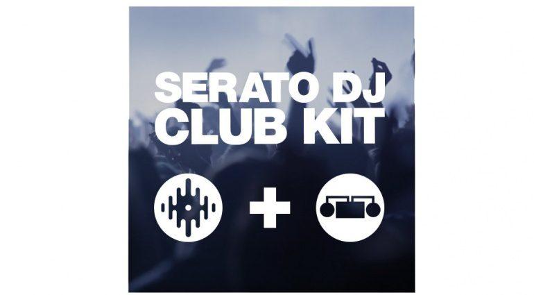 Serato DJ Club Kit