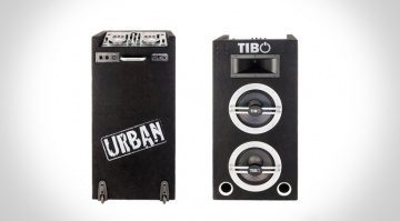Tibo Urban 500 portables DJ-System
