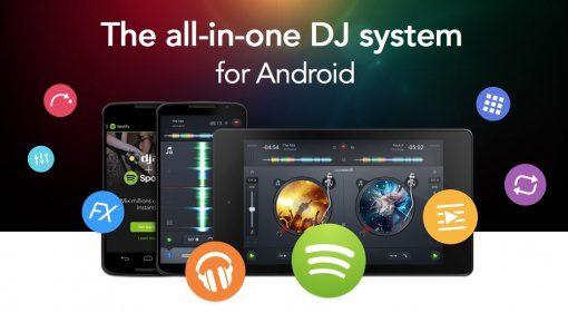 Algoriddim Djay 2 für Android