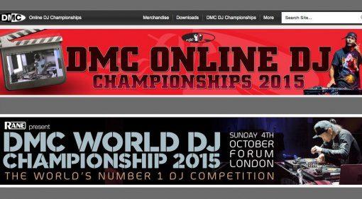 DMC Online DJ Championship 2015 Voting ist gestartet