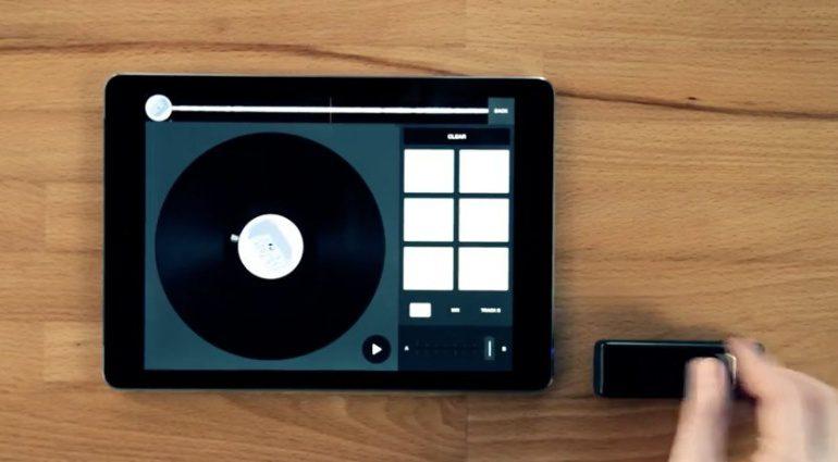 DJit Mixfader für Edjing