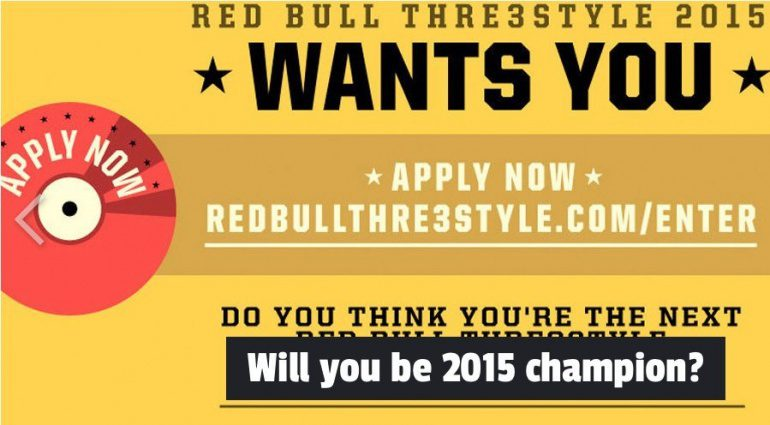 Red Bull 3Style Championship
