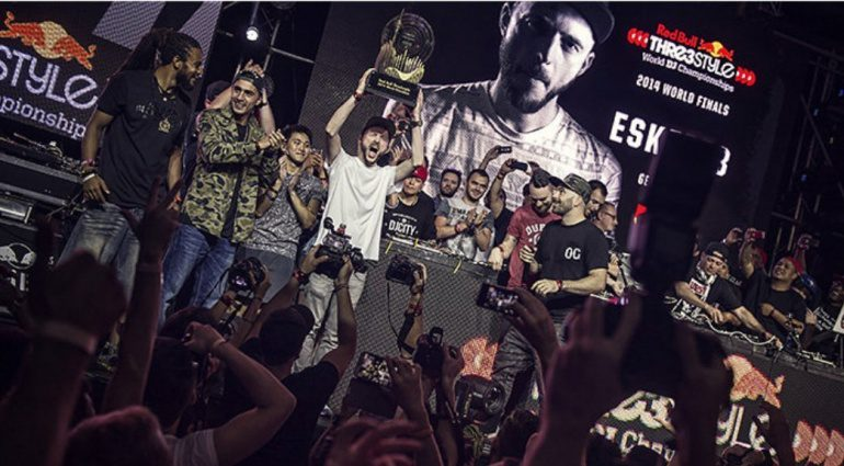 Red Bull 3Style Championship Eskei83