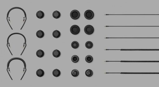 AIAIAI TMA-2 Variationen