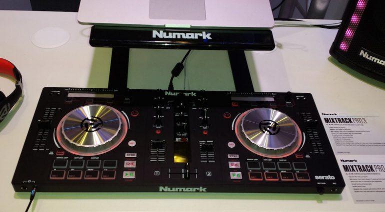 Numark Mixtrack Pro 3 Musikmesse 2015