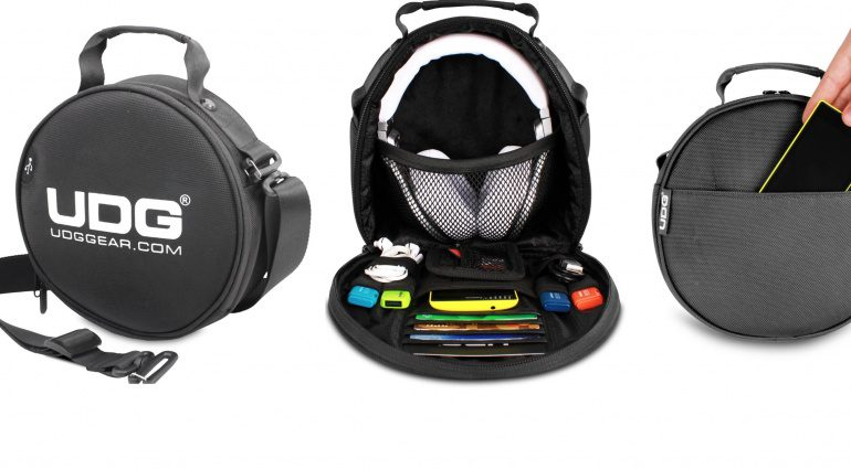 UDG Ultimate Digi Headphone Bag