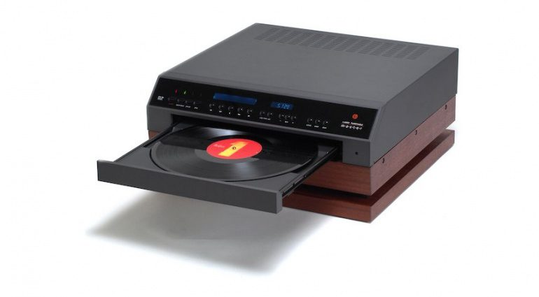 Laser Turntable ELP Master 3