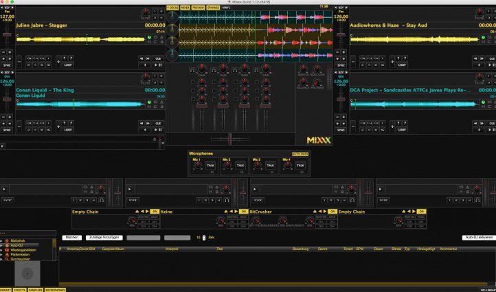 Mixxx 1.12 Beta
