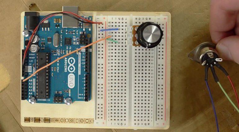 Midi controller ohne vorkenntnisse selber bauen gearnews