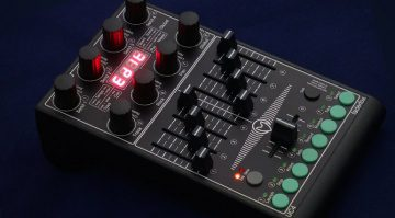 Faderfox UC4 Performance Controller