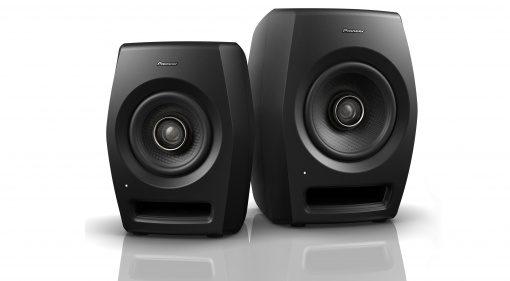 Pioneers professionelle Studiomonitore RM-07 und RM-05
