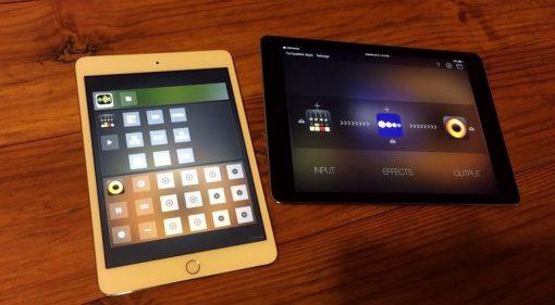 Audiobus Remote iPad iPhone iOS iPod Touch App