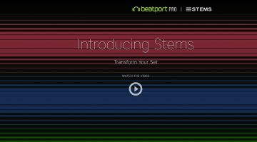 Beatport Pro: Native Instruments Stems