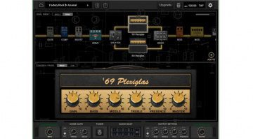 Positive Grid Bias FX Desktop VST AU Plugin FX