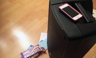Ready 4 Fun Bluetooth Speaker