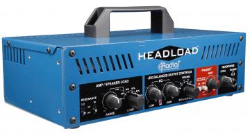 Radial Headload Attenuator JDX Phazer Front