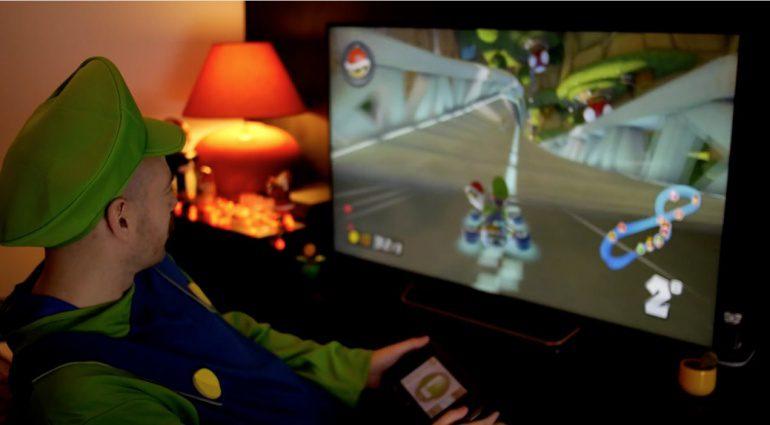 Super Fong Fong und Mario Kart