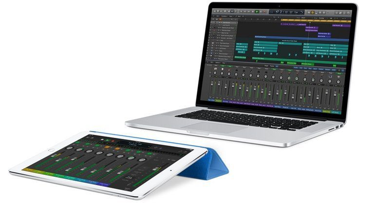 Apple Logic Pro X 10.2 Update Alchemy Synthesizer Remote iPad