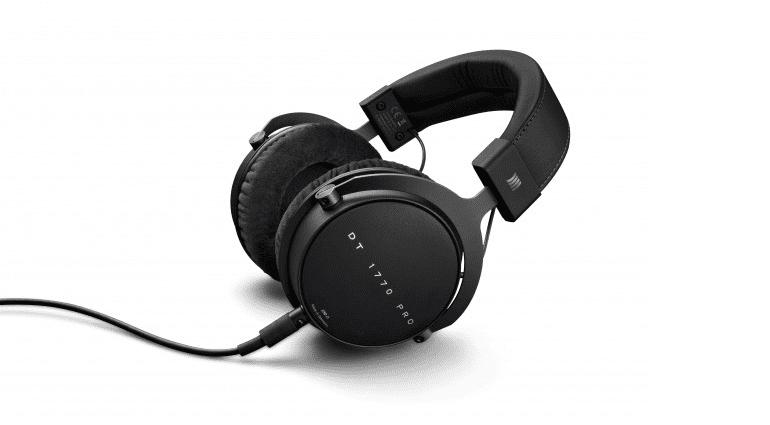 Beyerdynamic DR 1770 Pro 250 Ohm Kopfhörer Headphone Packshot