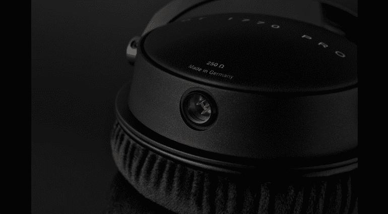 Beyerdynamic DR 1770 Pro 250 Ohm Kopfhörer Headphone Mini-XLR
