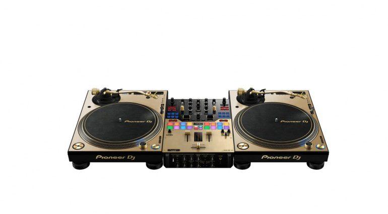 Pioneer DJM-S9 PLX1000