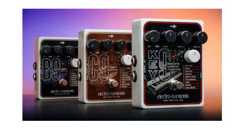 EHX Electro Harmonix K9 Key Pedal Effekt FX