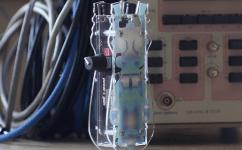 LOM Instruments Electroluch 3 Recorder Electromagnetische Felder
