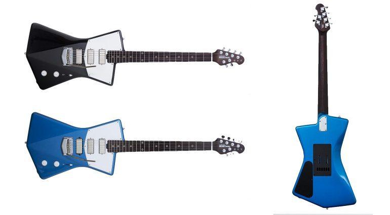 Music Man St. Vincent Signature E-Gitarre