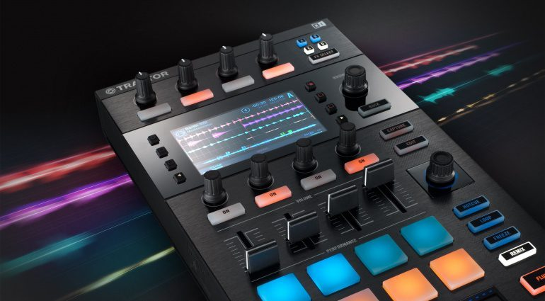 Native Instruments Stems und Traktor Kontrol D2