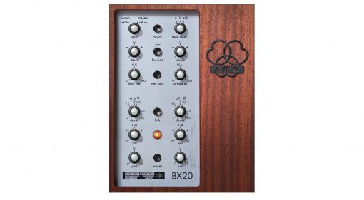 Universal Audio AKG BX-20 Spring Reverb Box Emulation DSP Apollo USD-2