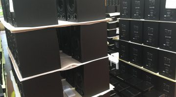 Adam Audio A7X Handmade Berlin Studio Aktivmonitor Lager