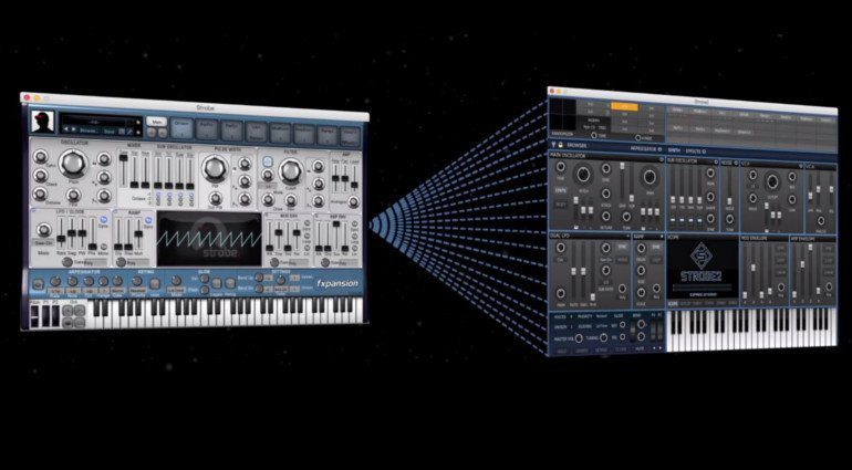 FXpansion strobe2 software synthesizer update