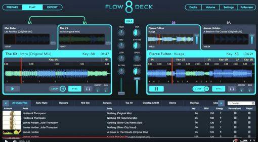 Flow 8 Decks