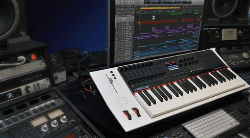 Nektar Panorama Logic X 10.2 Update Controller Keyboard